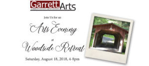 Arts Evening at Woodland Retreat