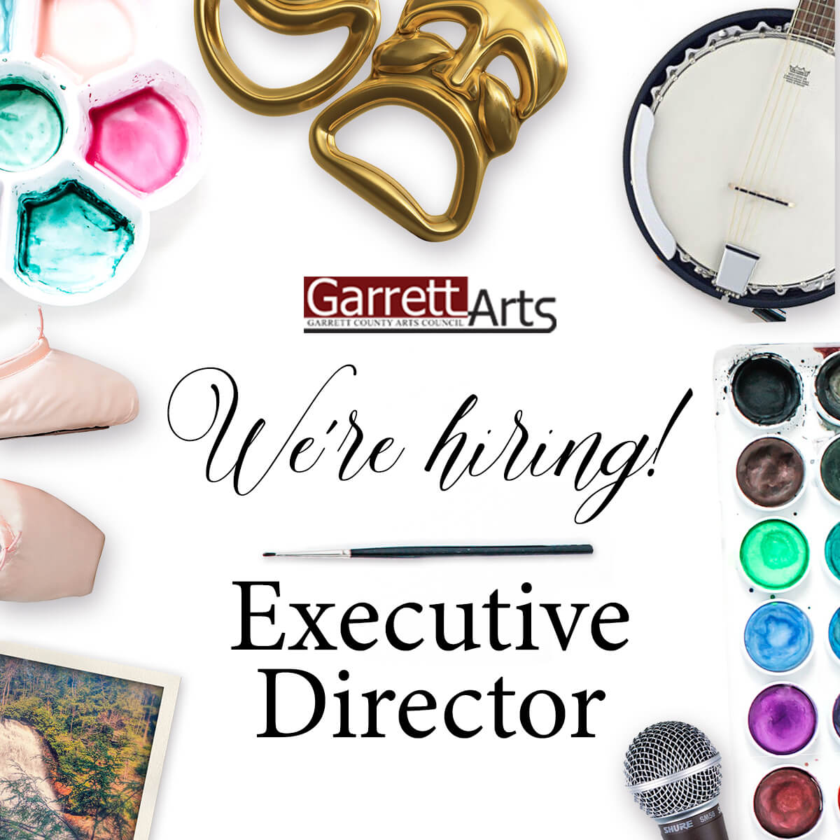 Garrett County Arts Council - Executive Director Search